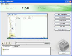 Screen2SWF