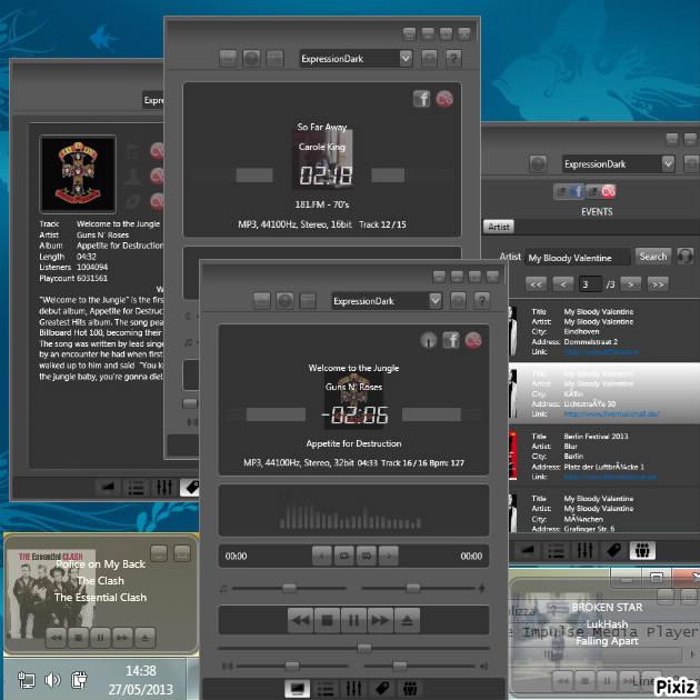 Windows 7 Impulse Media Player 3.9.5.0 full