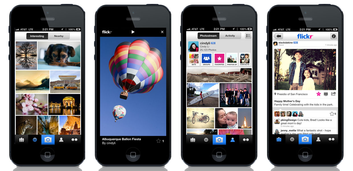 Flickr for iPhone 4.11.3 full