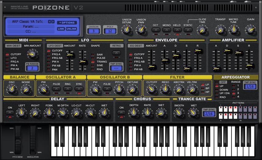 PoiZone full screenshot