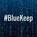 For serious vulnerabilities Windows BlueKeep is freely available exploit, update